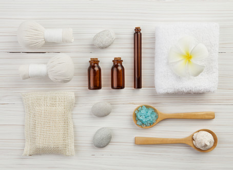 Simple Self-care for Stressful Times