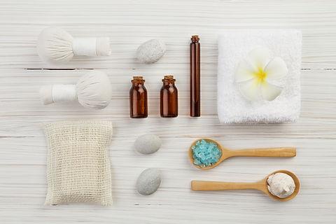 Aceites de masaje