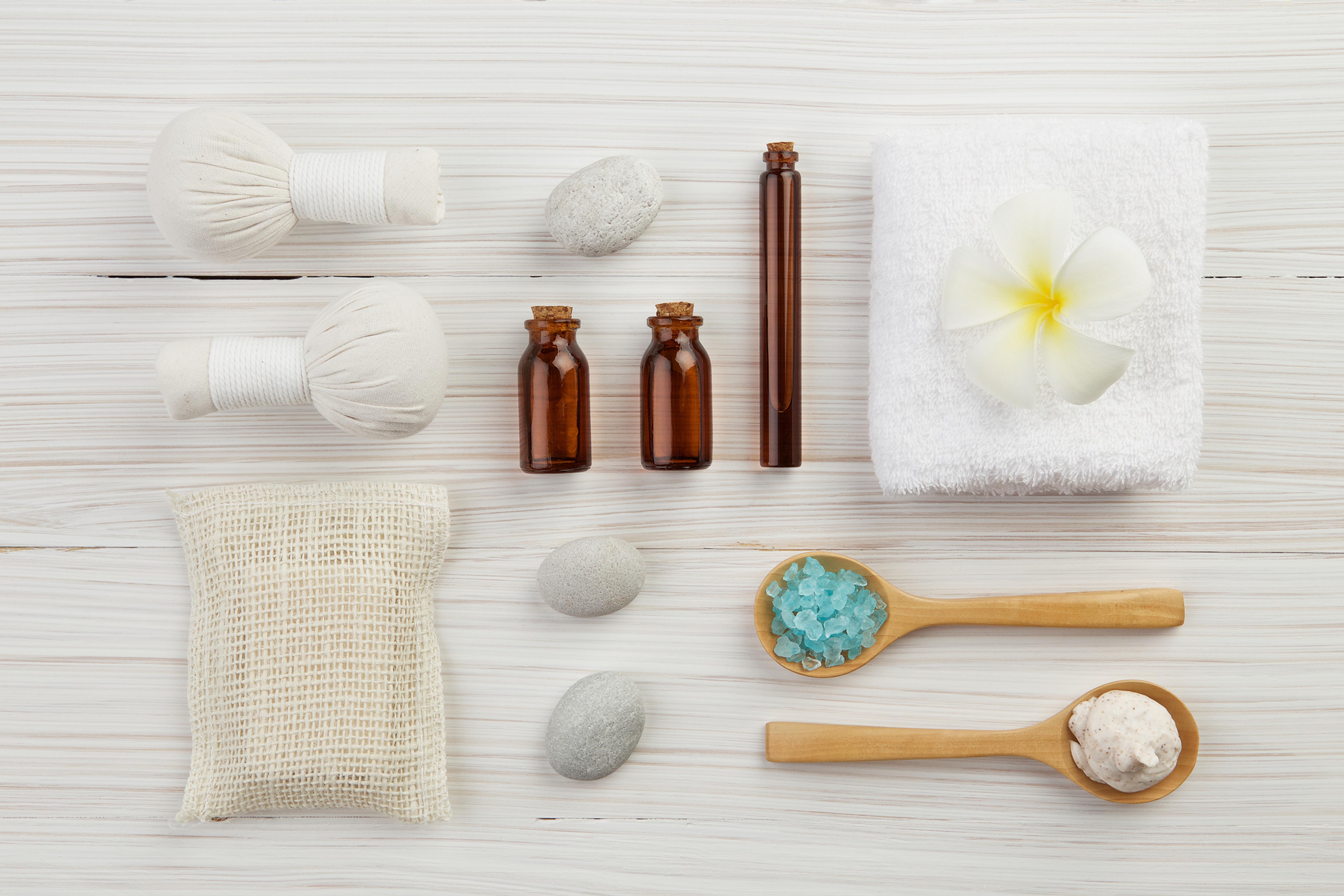 Massage bien-être 45 Min