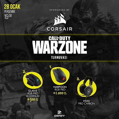 Gamify Warzone Killrace 3 DUOS