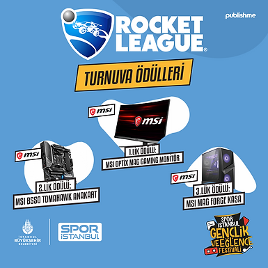 IGEF Rocket League Turnuvası