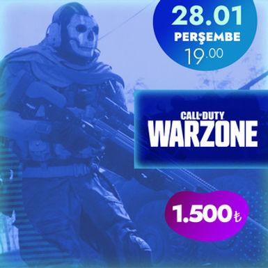 Gamify Warzone Killrace 3 DUOS (1)