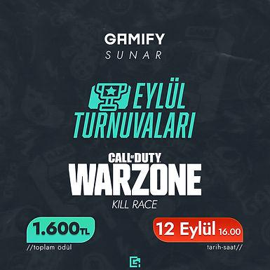 Gamify Warzone Kill Race