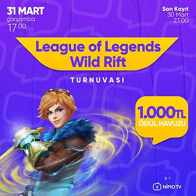 Gamify Wild Rift 5v5