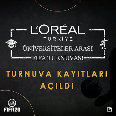 L'Oréal Üniversiteler Arası FIFA Turnuvası