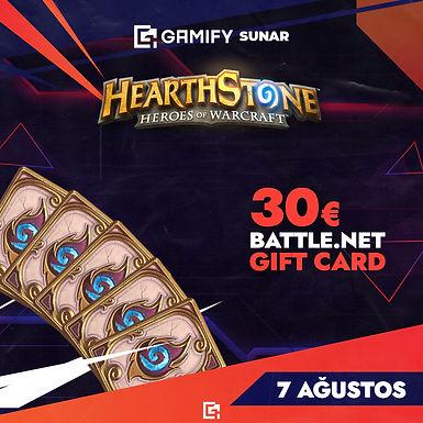 Gamify Hearthstone