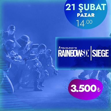Rainbow Six Siege Turnuvası Gamify