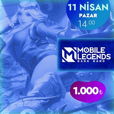 Gamify Mobile Legends Turnuvası