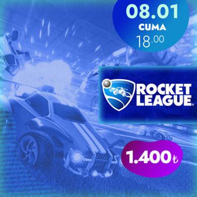 Gamify Rocket League Turnuvası (DUO)