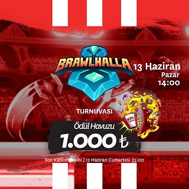 KFC Gaming Brawlhalla Turnuvası