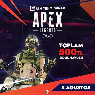 APEX Legends Turnuvası DUO