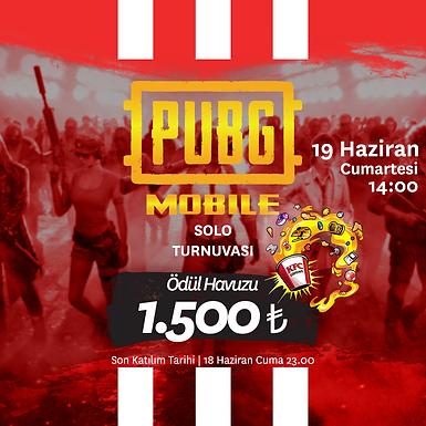 KFC Gaming TR PUBG Mobile Turnuvası