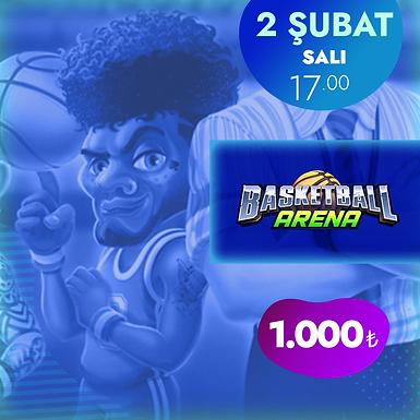 Basketbol Arena 1v1