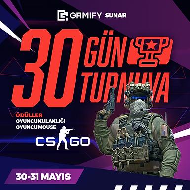 CS:GO 5V5 1. Gün