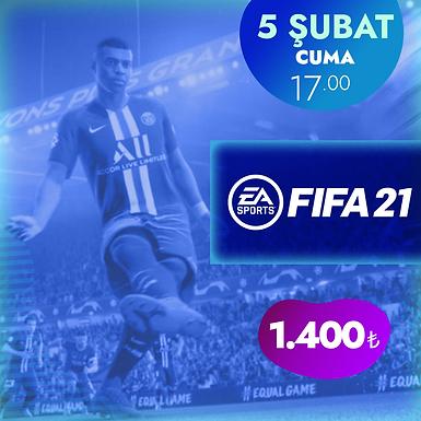 Gamify FIFA 21 Turnuvası