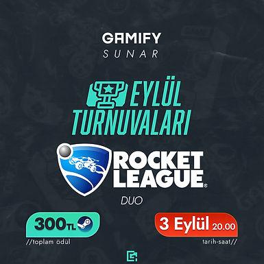 Gamify Rocket League (DUO)
