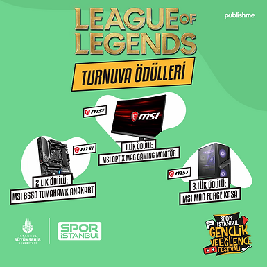 IGEF League of Legends Turnuvası (1vs1)