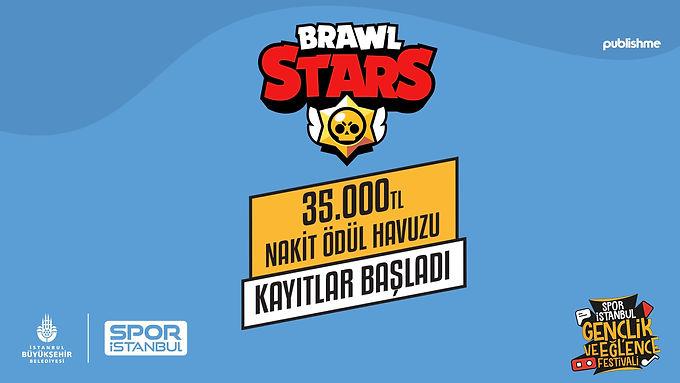 IGEF Brawl Stars Turnuvası (3vs3)