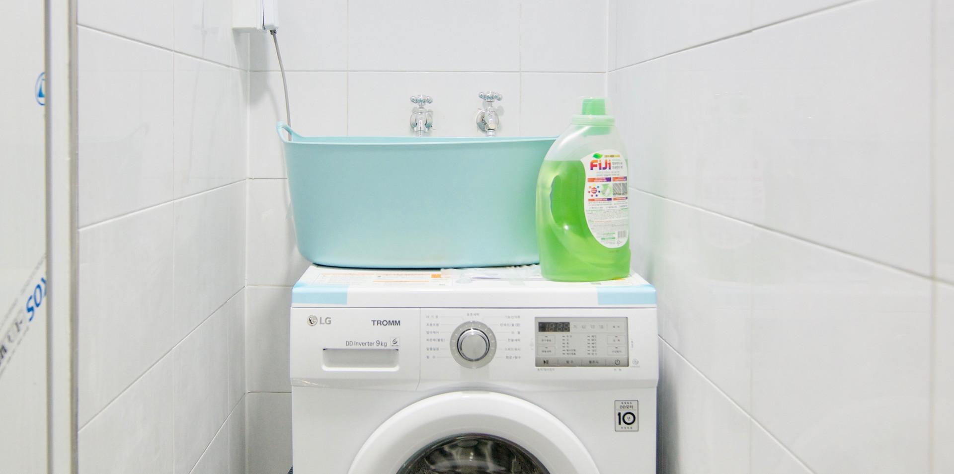 층별 세탁기