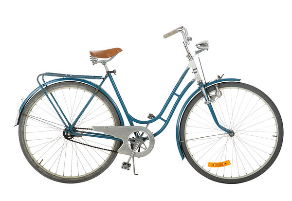 Graue Dame Bicycle