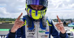 France F4 Nogaro大会の結果報告