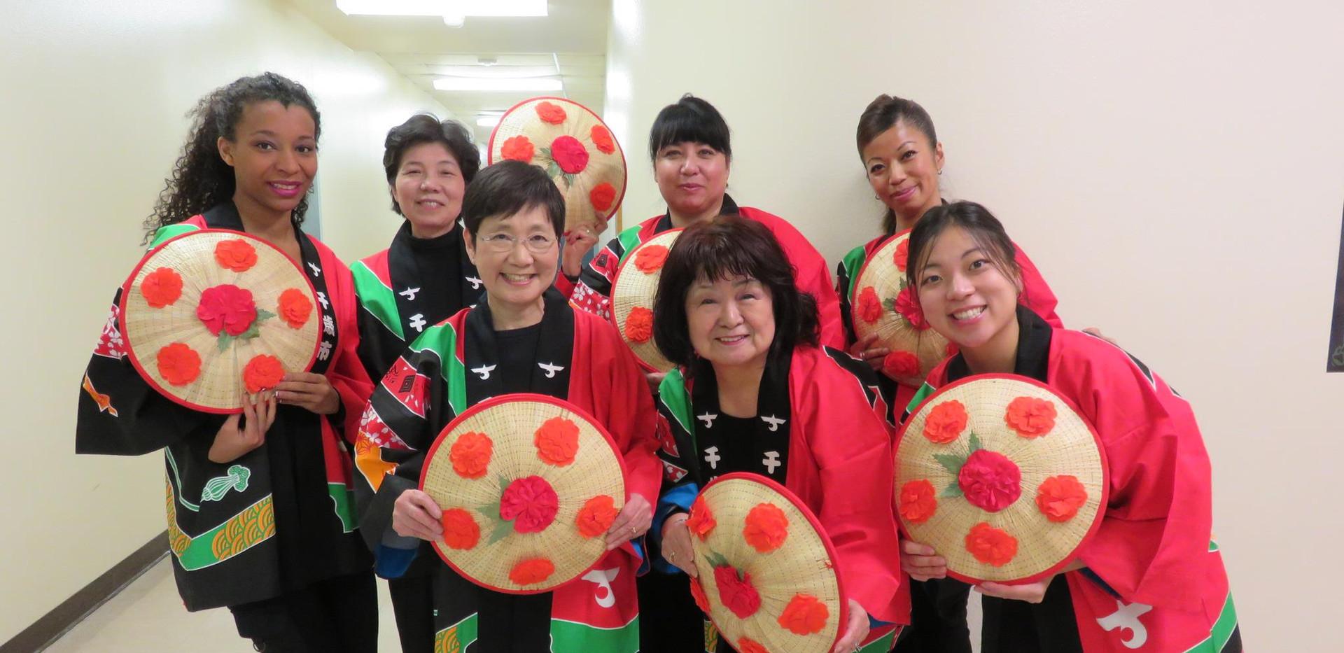 JAA Yosakoi Dancers