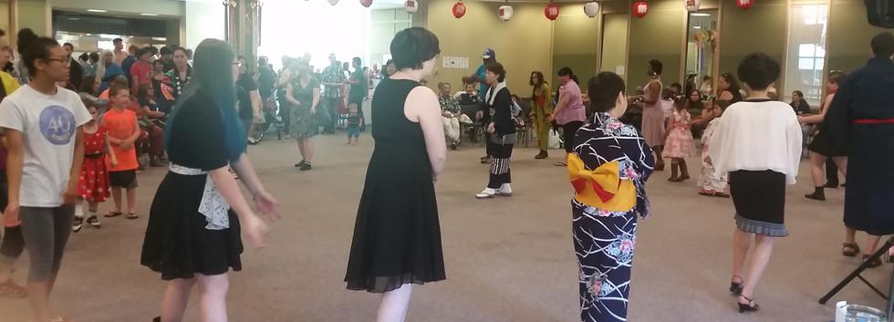 Bon Dancing