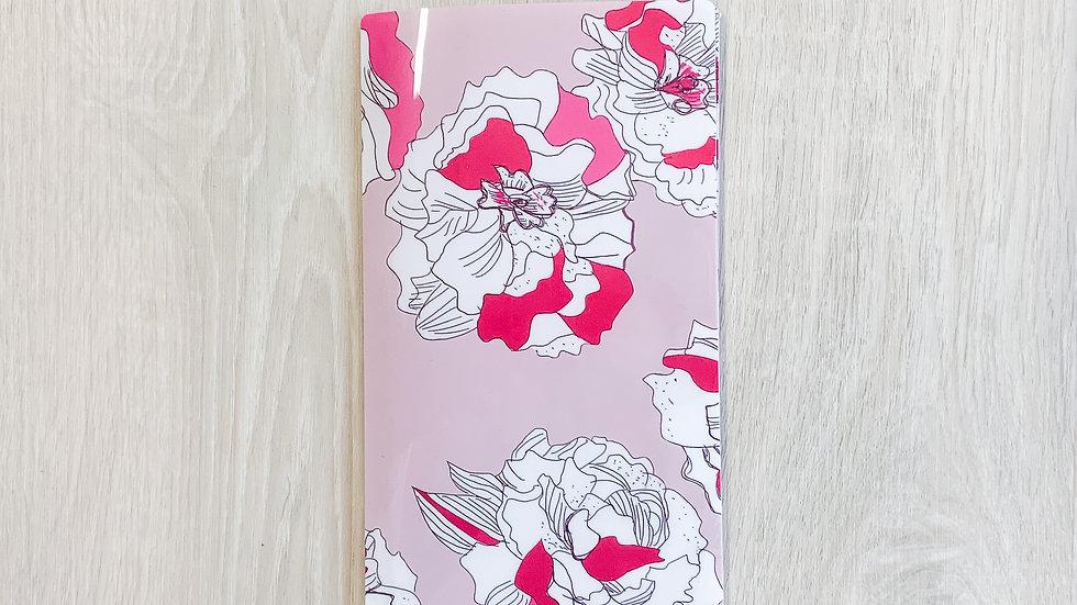 經典花卉多用途Folder