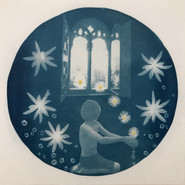 San Simeon/San Diego: Hearst Castle Window, Crossberry, Fleabane, Crystal Beads, Son
