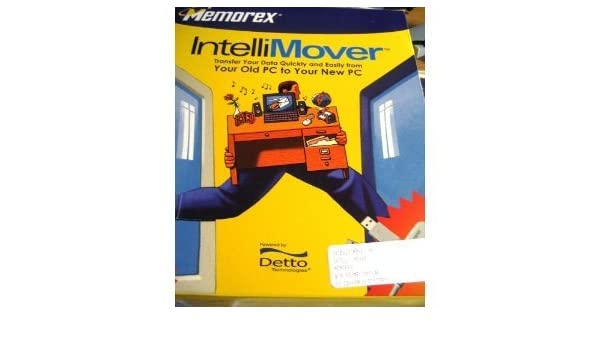 Memorex IntelliMover Software
