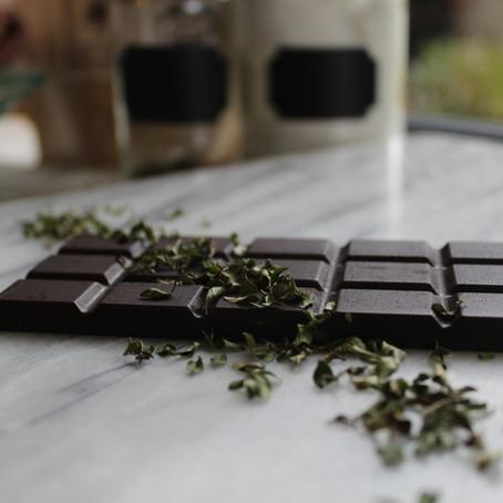 Raw Dark Chocolate