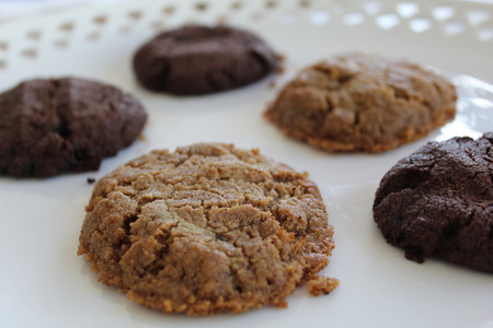 Chocolate chip cookies - gluten-free and vegan
