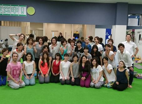 Laxmi Yoga 骨盤リセットヨガ指導者講座