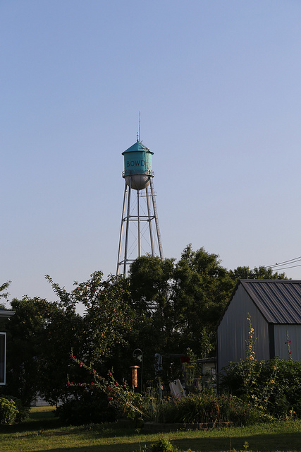 Bowdle's Tallest Tower in State