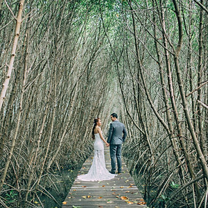 K.Pang & K.Oat Pre-Wedding