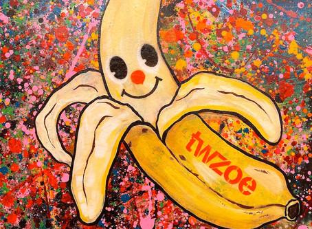 是香蕉,也是相交|記「twzoe:與你香蕉」