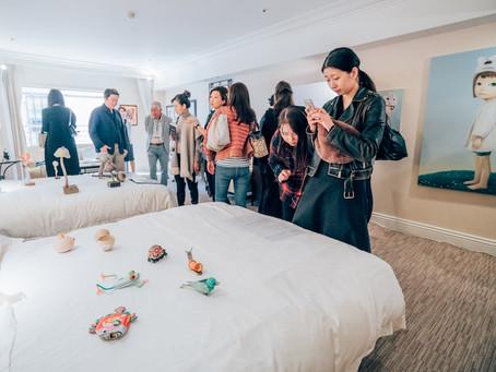 房間裡的藝術寶庫|2019 藝術台北ONE ART Taipei回顧