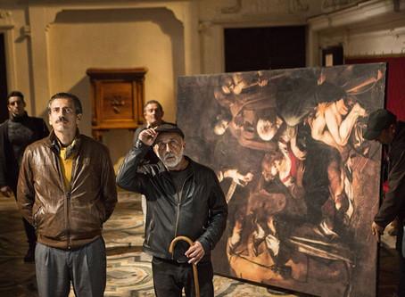 《失竊神畫:卡拉瓦喬》The Stolen Caravaggio