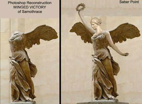 藝術經典|薩莫色雷斯的勝利女神