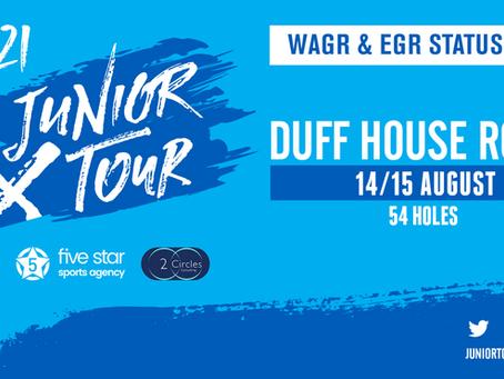 🏆 Junior Tour