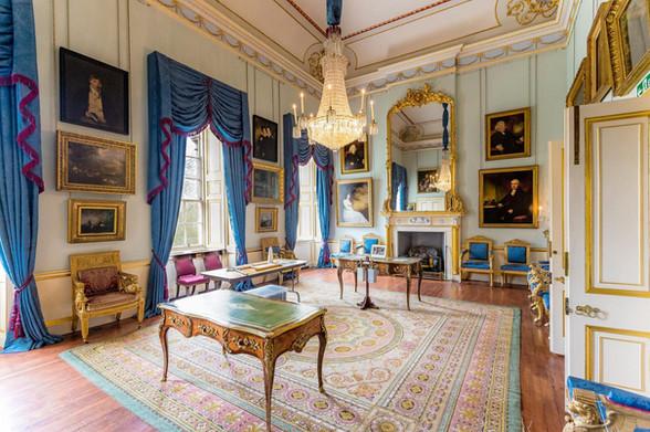 inside Duff House