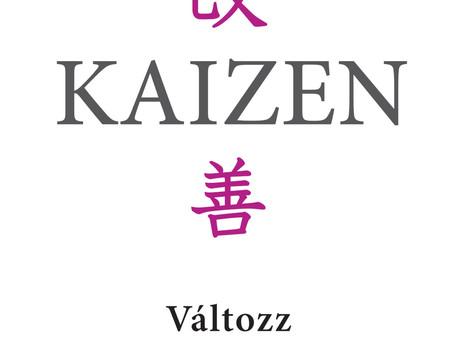 Robert Maurer: Kaizen. Változz félelem nélkül - könyvajánló
