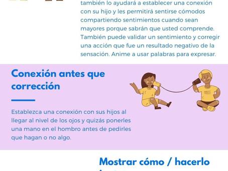 10 HERRAMIENTAS DE DISCIPLINA POSITIVA PARA NIÑOS DE 1 A 6 AÑOS