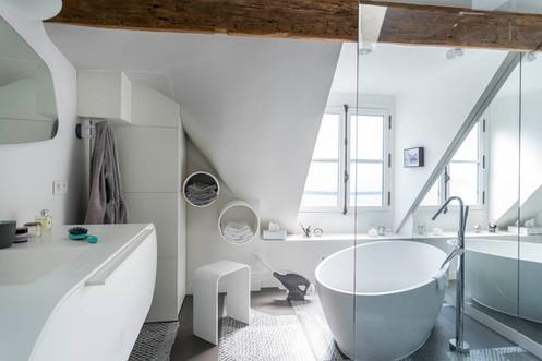 salla de bain cascade