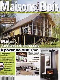 Maisons à vivre bois