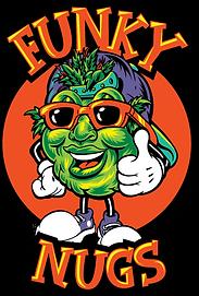 Funky Nugs CBD Logo