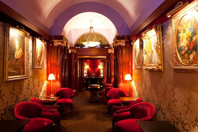 Bar Hôtel Maison Athénée