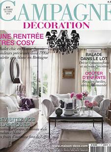 Champagne décoration