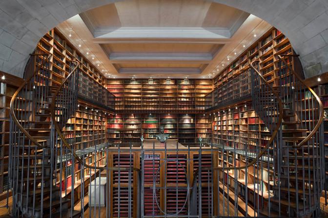 Bibliothèque Chantilly