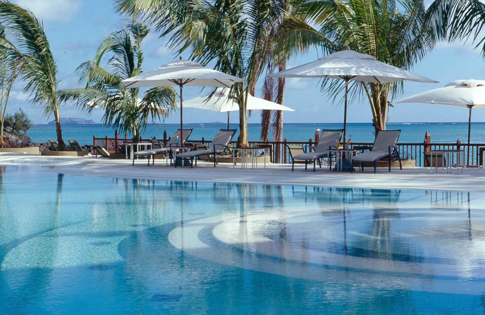 piscine légende